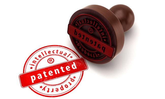 патент на логотип и название